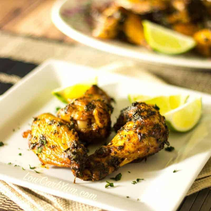 Buttery Chili Lime Chicken Wings – Gluten Free