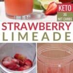 strawberry limeade recipe