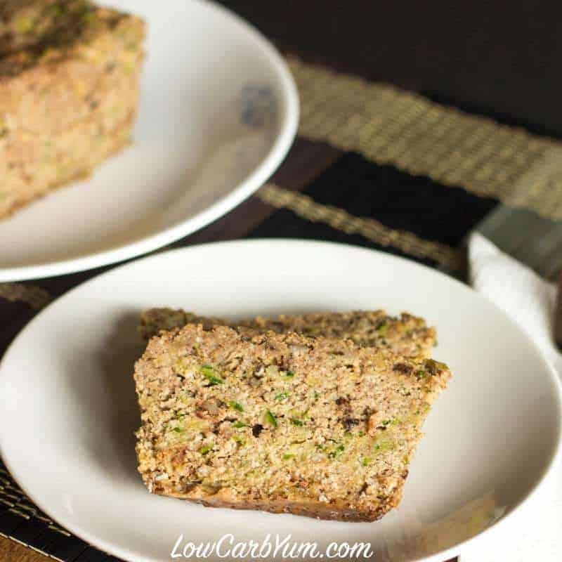 Crock Pot Zucchini Bread – Gluten Free