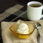 Easy Green Tea Ice Cream - No Eggs