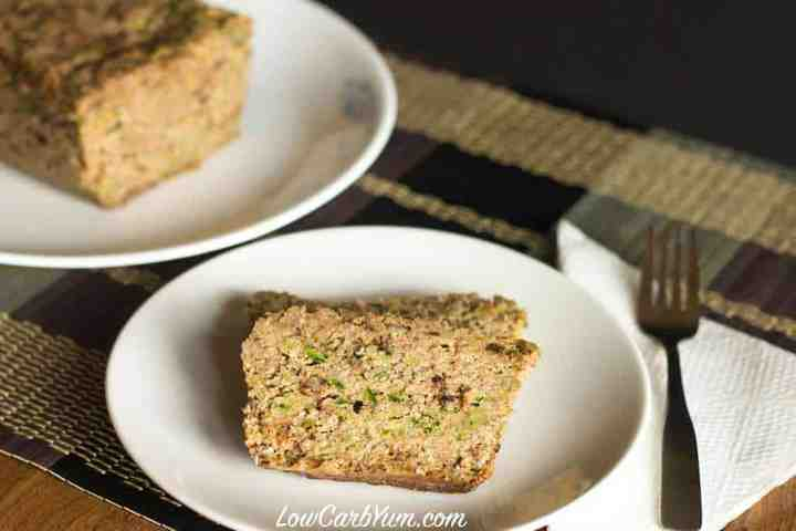Gluten free crock pot zucchini bread recipe