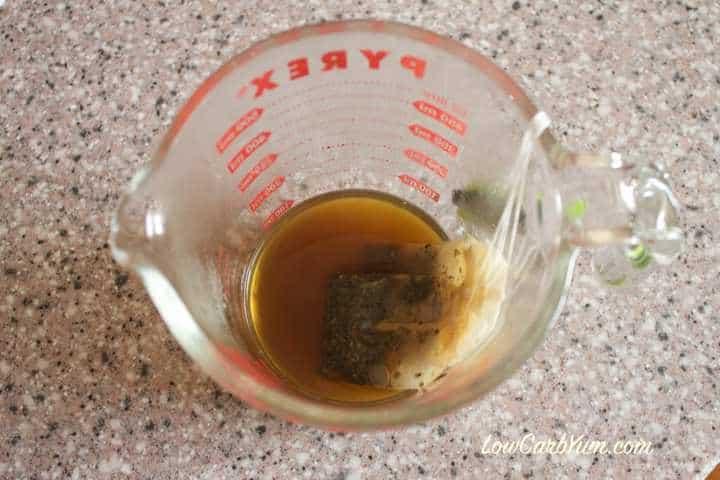 Green Tea Pyrex