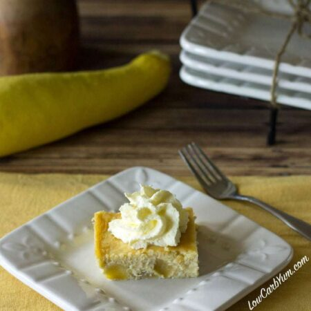 Yellow Squash Cake
