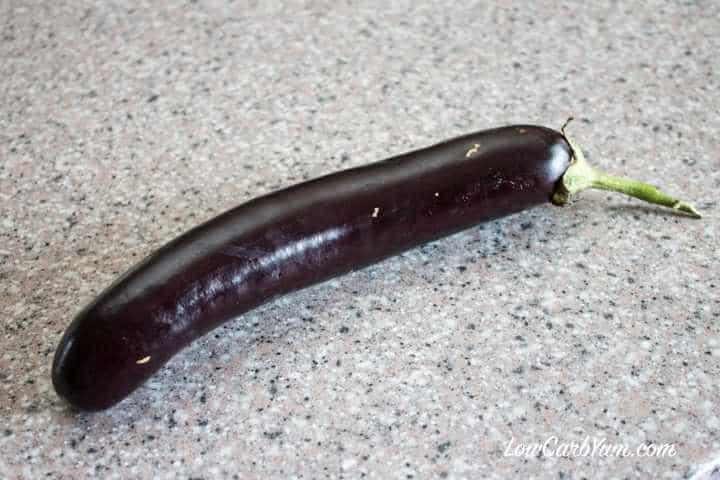 garden eggplant