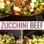 zucchini beef recipe keto low carb