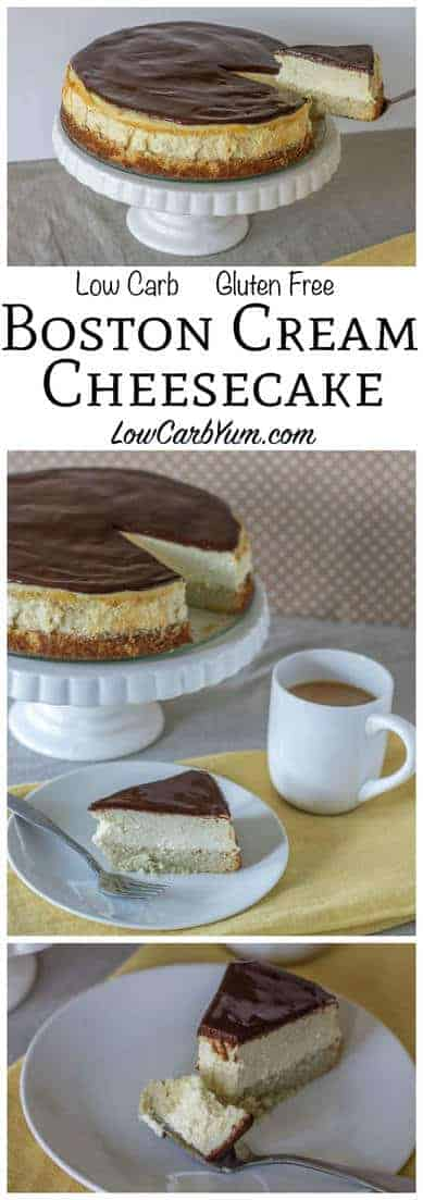 Sugar free boston cream cake recipe