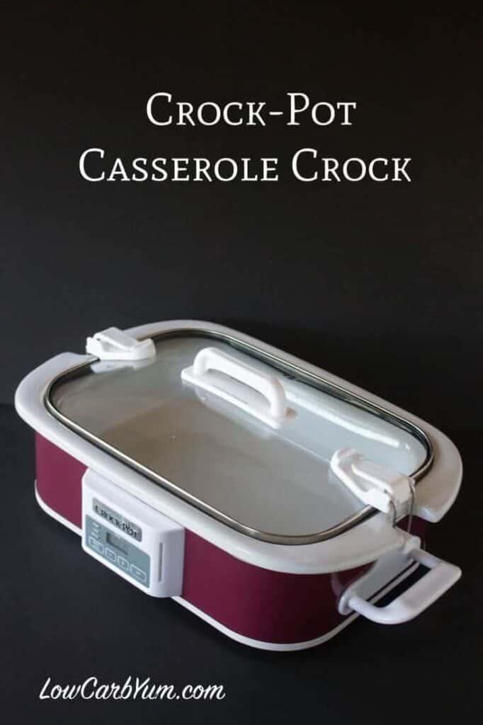 Casserole Crock-Pot Revie