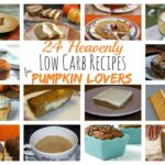 24 Low Carb Pumpkin Recipes