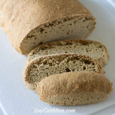 Easiest Gluten Free Low Carb Bread