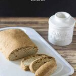Gluten free low carb Sukrin bread mix