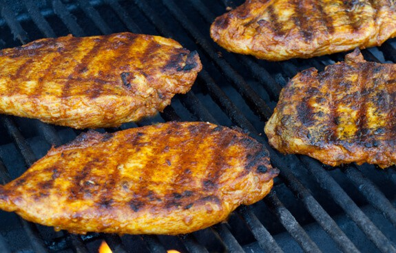 Grilled Moroccan Chicken | Low Carb Yum
