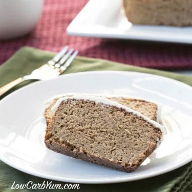 Gingerbread Bread Loaf - Gluten Free