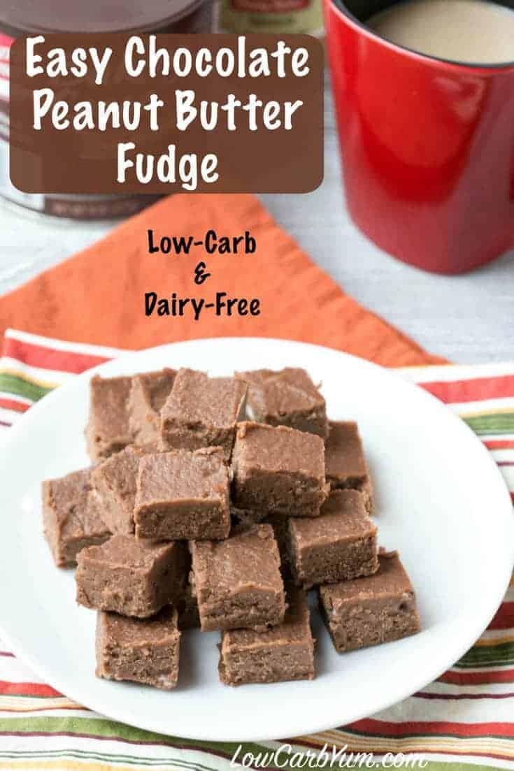 Easy Chocolate Peanut Butter Crunch Fudge Recipe — Dishmaps