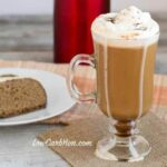 Low carb gingerbread spice coffee