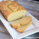 Low carb gluten-free nut-free savory quick bread recipe