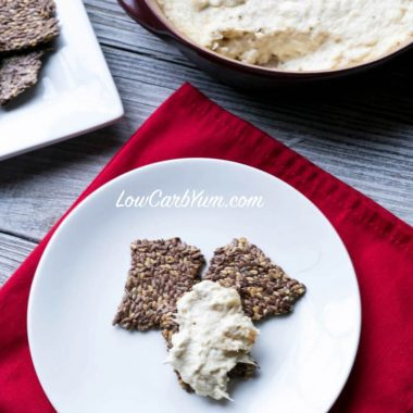 Baked Cream Cheese Crab Dip