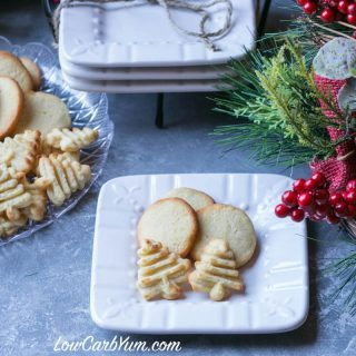 Cream Cheese Cookies – Gluten Free
