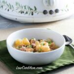 Crock-Pot-Ham-Cauliflower-Potato-Stew