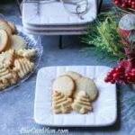 Gluten free cream cheese cookies