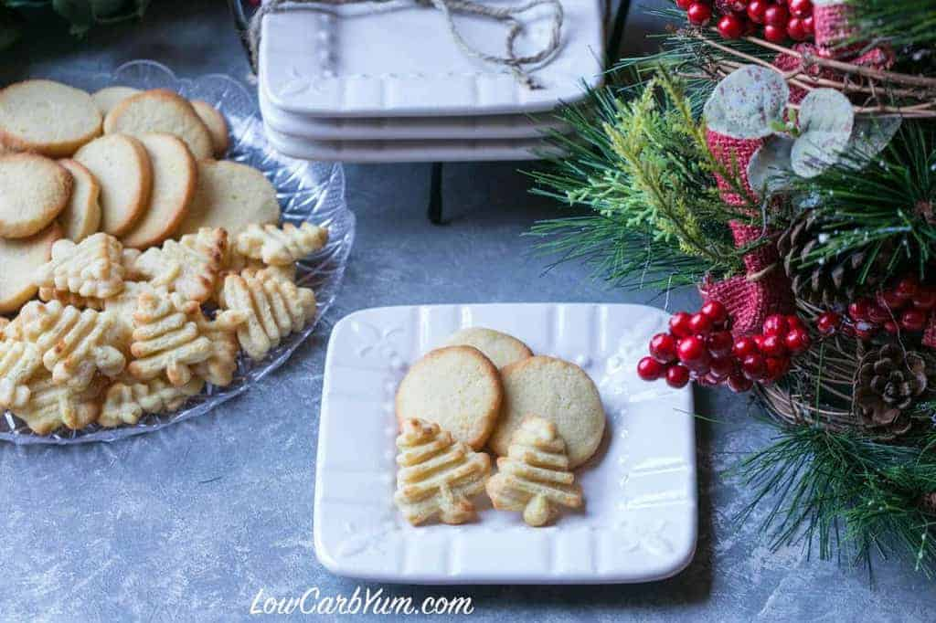 low carb cream cheese cookies