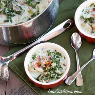 Zuppa Toscana Soup Recipe – Low Carb Gluten Free