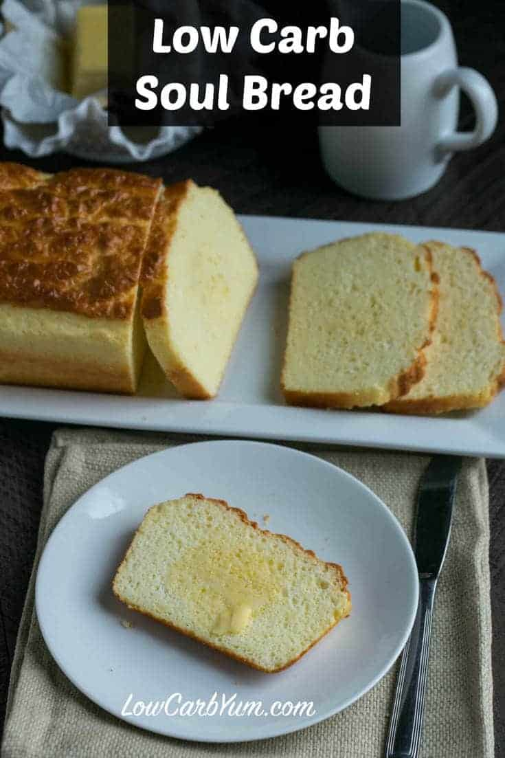 low carb soul bread recipe