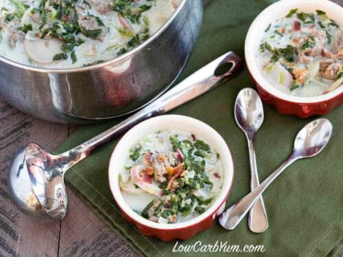 Zuppa Toscana Soup Recipe Low Carb Gluten Free Low Carb Yum
