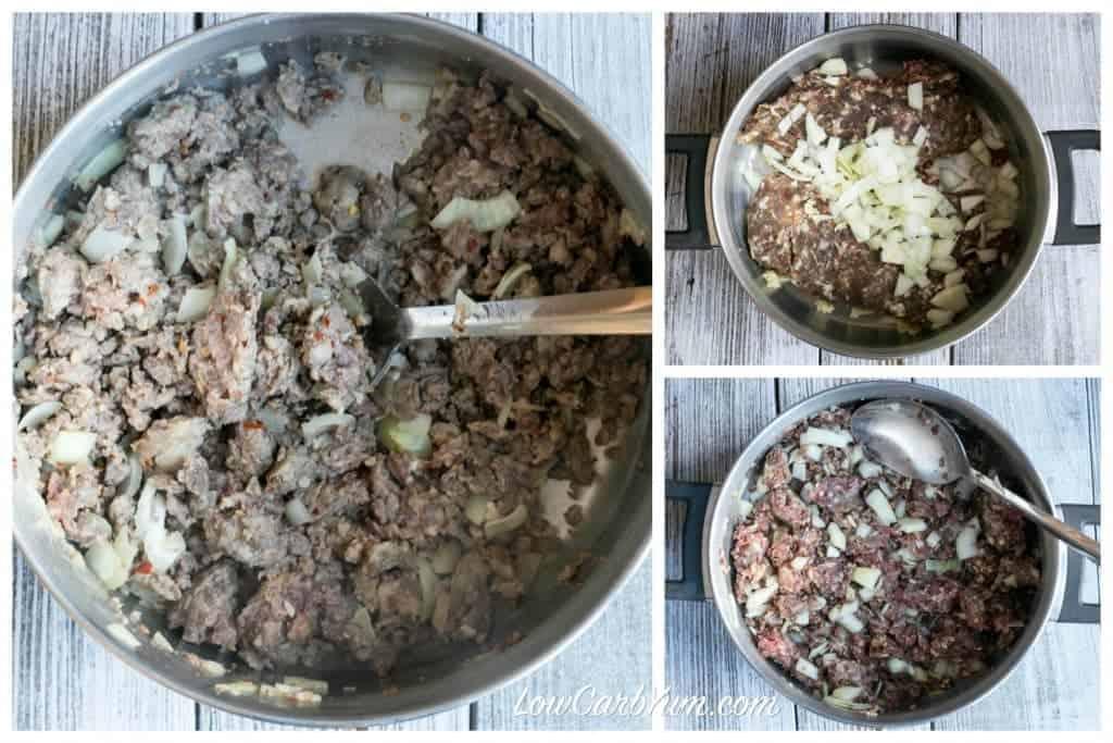 Low carb zuppa toscana soup recipe