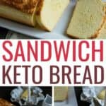 keto sandwich bread loaf recipe