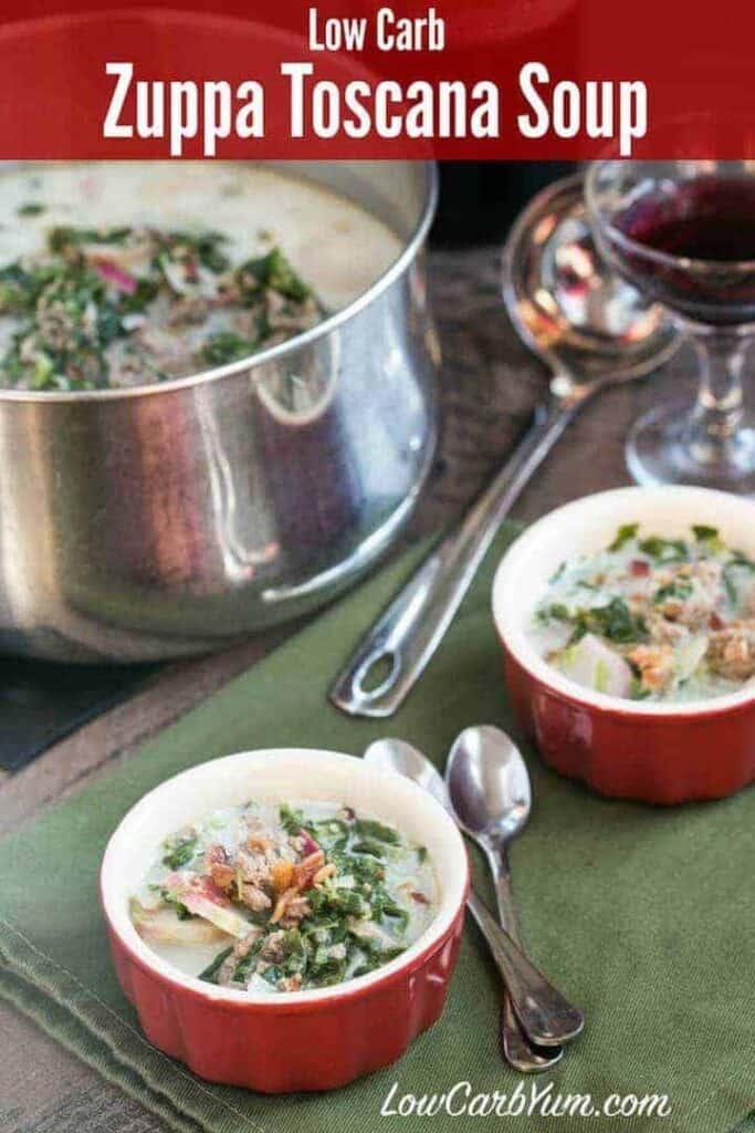 Zuppa toscana soup