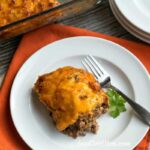Bacon-Cheeseburger-Casserole