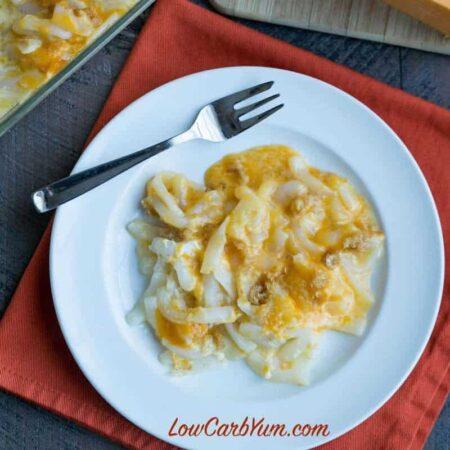 Shirataki-Noodle-Macaroni-and-Cheese