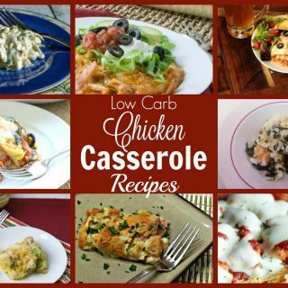 Low Carb Chicken Casserole Recipes