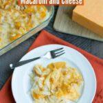 Shiratake Noodle Macaroni and Cheese