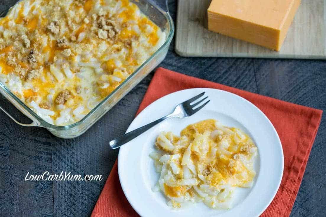 ShiratakiNoodle Macaroni and Cheese