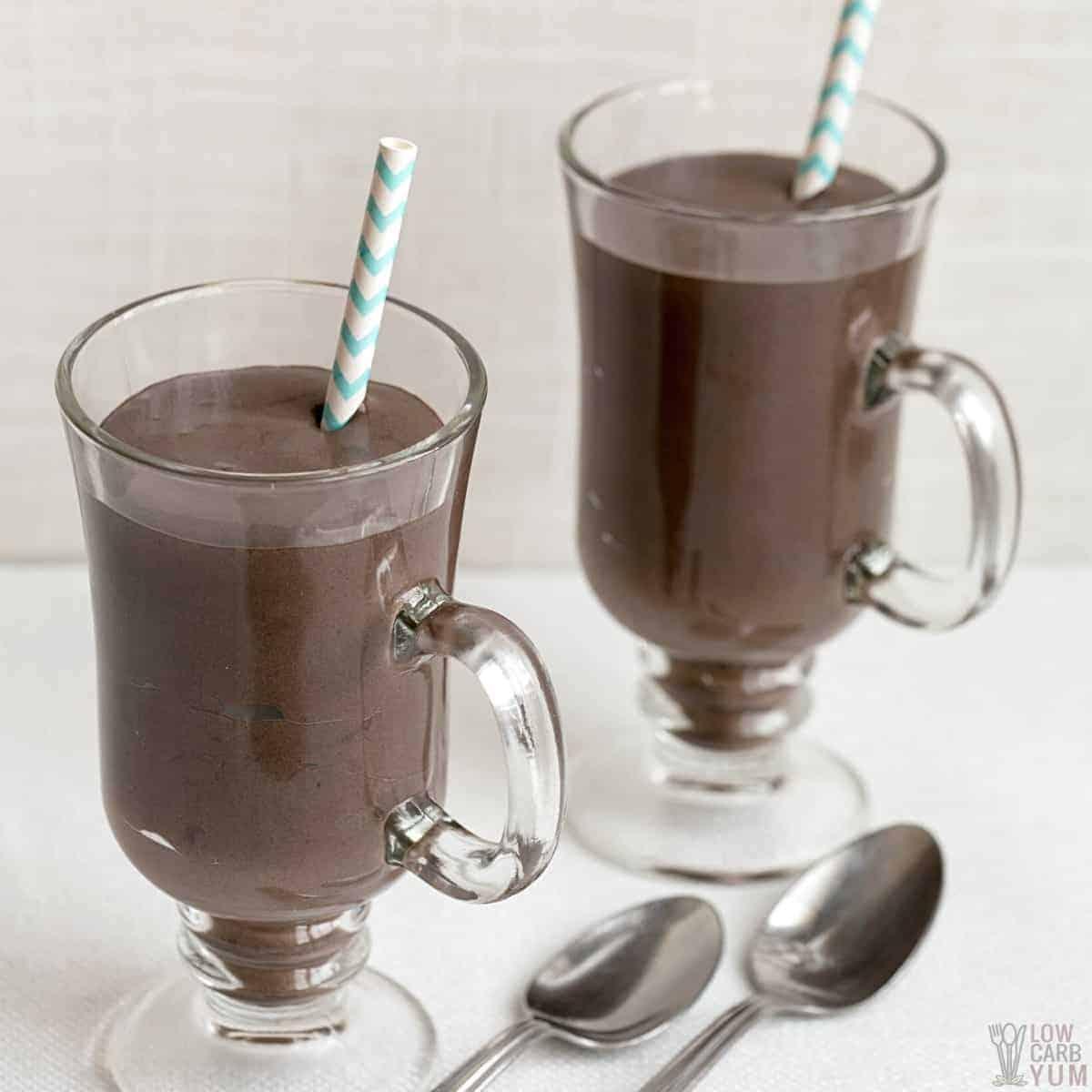 thick milkshake recipe featured image