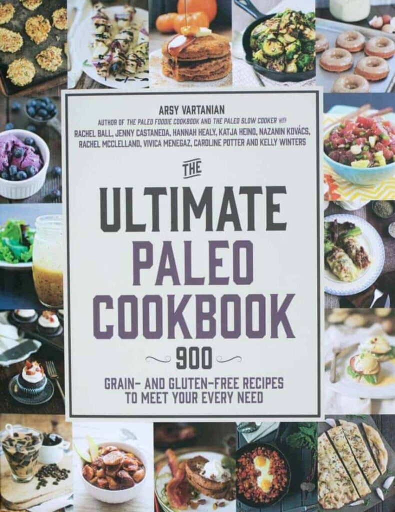 Ultimate Paleo Cookbook