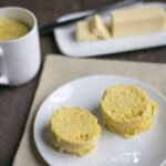 Low Carb Gluten Free Minute Microwave Muffin in a Mug