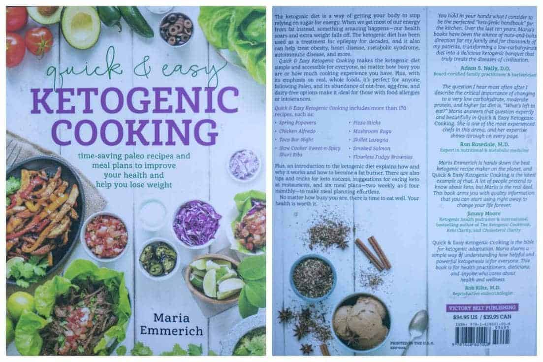 Ketogenic Cooking Cookbook