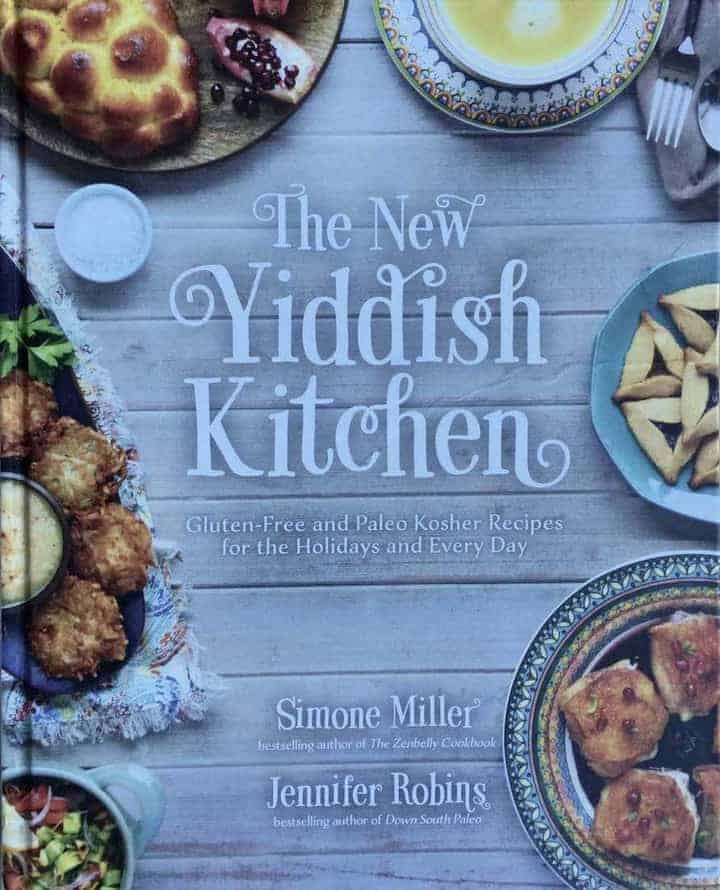 Yiddish Kitchen Cookbook