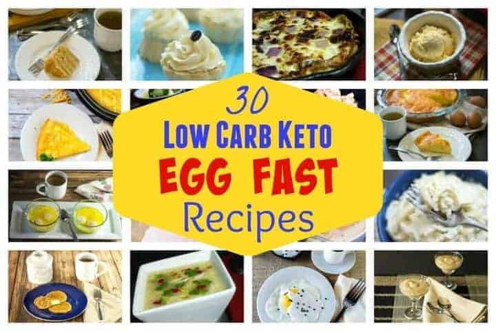 Egg fast diet plan recipes for weight loss low carb yum egg fast diet plan friendly recipes forumfinder Image collections