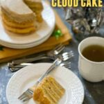 Low carb egg fast cloud cake
