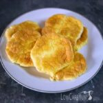 Low carb oopsie rolls egg fast cloud bread