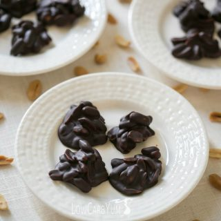 Peanut Clusters – A Smart Snack
