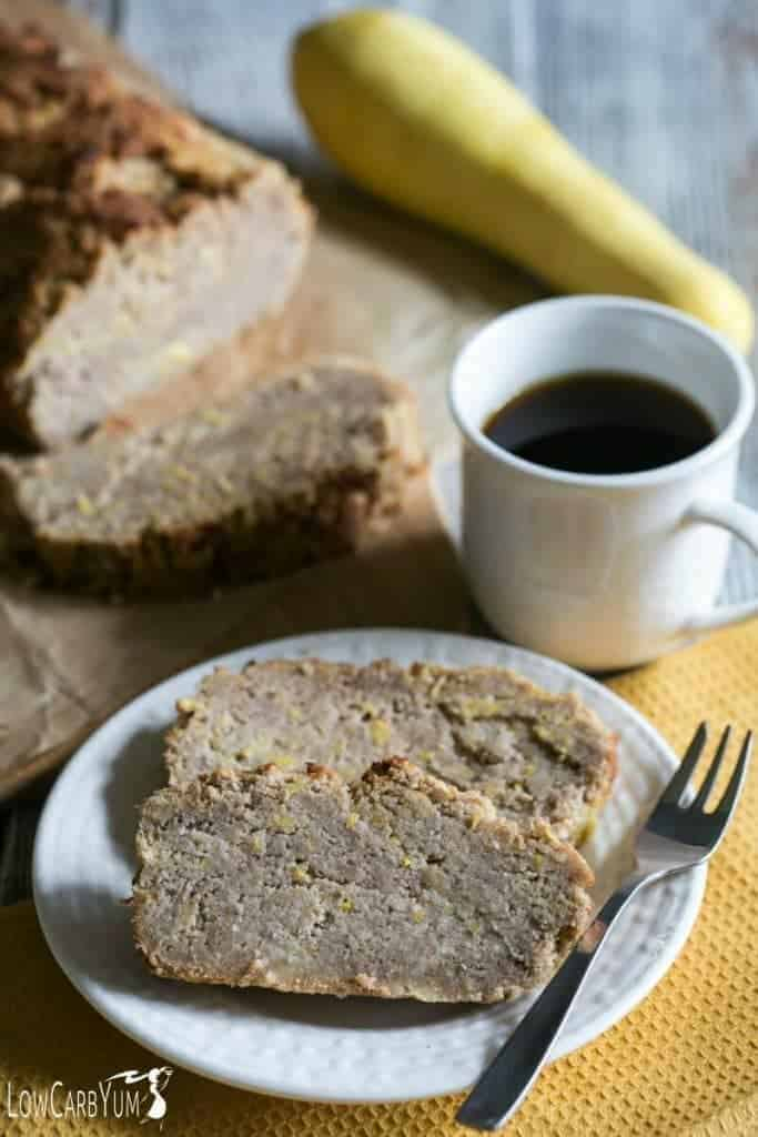 Try this sweet yellow summer squash bread. It's similar to zucchini bread, but uses yellow squash instead. A nice way to use up the garden squash!