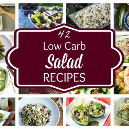 Easy-Low-Carb-Salads