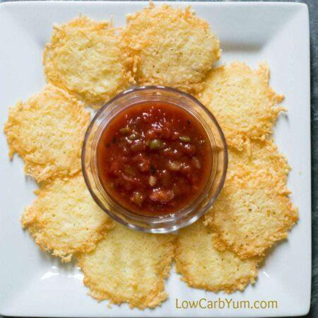 Easy-Parmesan-Crisps