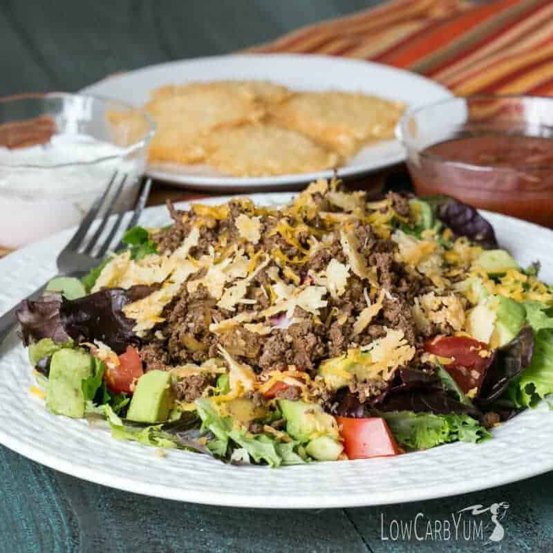Taco Salad – Gluten Free