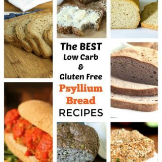 Best Low Carb Psyllium Bread Recipes