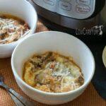 Instant Pot No Noodle Lasagna – Gluten Free